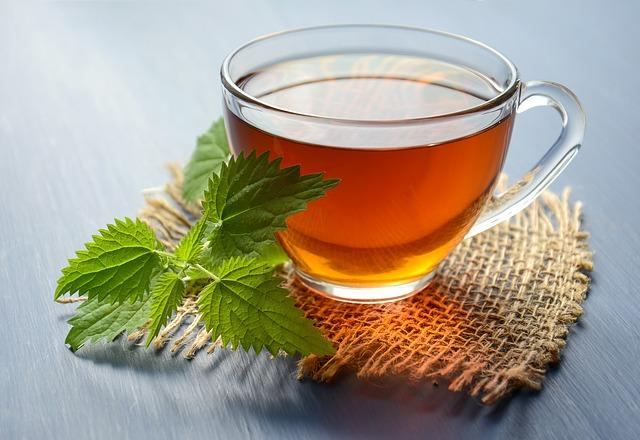 bylinný čaj