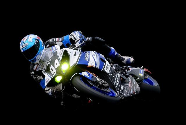 Športový motorkár